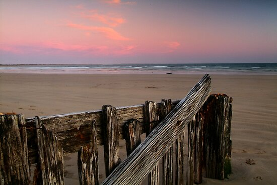 Twilight, Raaf's Beach,Bellarine Peninsula by Joe Mortelliti