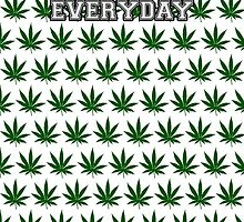Smoke Weed Everyday by Zack Kalimero