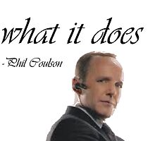 Phil Coulson by Badgur