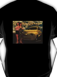 The 46 Ford and the Betties T-Shirt