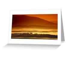 Dandenong Ranges Greeting Card