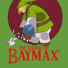 The Legend of Baymax by philtomato