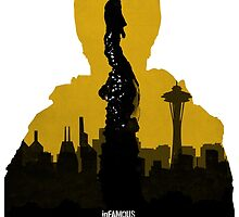 Jump - Infamous Second Son by Joe Hickson