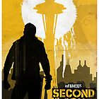 Seattle - Infamous Second Son by Joe Hickson