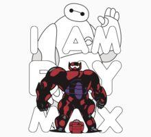 I Am Baymax Kids Clothes