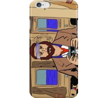 Richie Tenenbaum of The Royal Tenenbaums iPhone Case/Skin