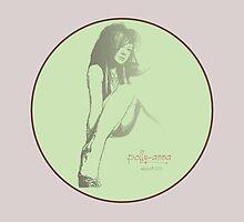 polly-anna (b/w vintage green) by elephant-