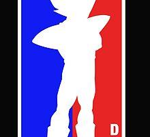 Vegeta Sport Logo by Lannie1787