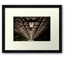 6:40am to Rome Framed Print
