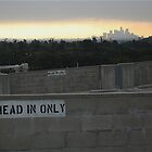 L.A Sunrise by cameron barnett