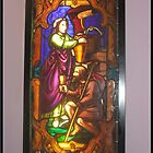 Stained glass panel by Luvlee