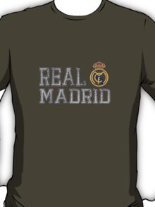 Real Madrid ~ [Update~Duvet Covers] T-Shirt