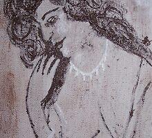 Vintage Nude by Sarah Bentvelzen