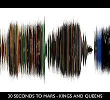 30 Seconds To Mars - Kings And Queens by musicdna