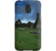 The ruins of Balnakeil Church Samsung Galaxy Case/Skin