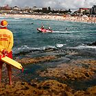 Lifeguard by Kim Colville