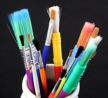 brushes by natalie angus