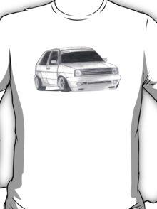 "MK2 VW Golf ""Renegade"" T-Shirt"