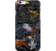 Black Waters 6 iPhone Case/Skin