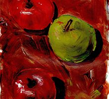 fruit no. 3 by Peter Neish
