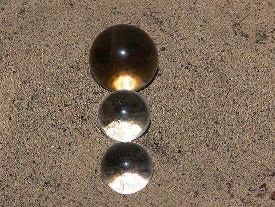 Crystal Alignment by Sandra Chung