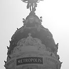 Metropolis by Clare Lawrence