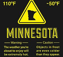Minnesota Extreme Warning by DerGrafiker