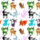 Eeveelutions // Together by Gage White