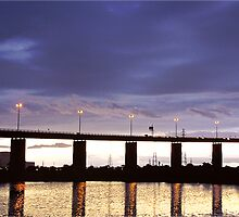 WESTGATE BRIDGE by webgrrl