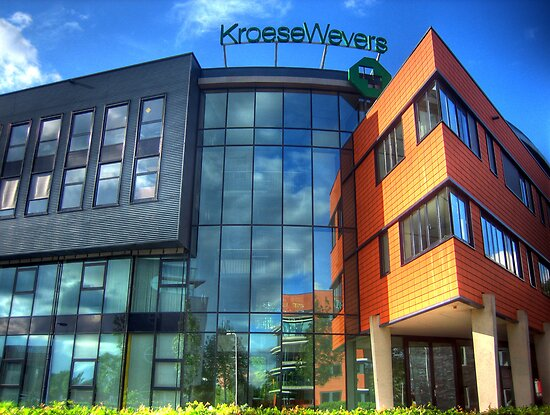 Kroese Wevers by Christiaan