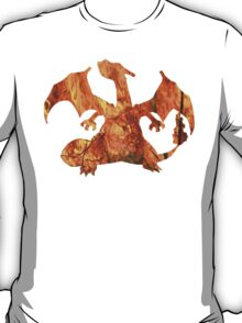 Charizard used Blast Burn T-Shirt