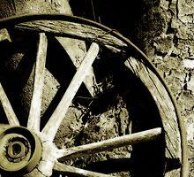 Wagon wheel by Katos17