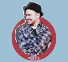 Hashtag BFFs (Justin) by ejtorres