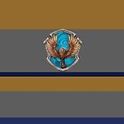 Ravenclaw Colors by piratice