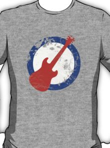 Guitar Mod Distressed T-Shirt