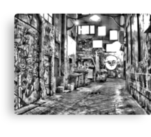 Melbourne's Hidden Secrets... Canvas Print