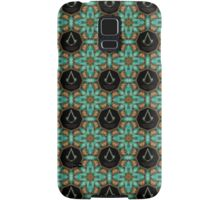 Assassins creed Lexicon mash up pattern Samsung Galaxy Case/Skin
