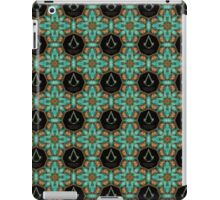 Assassins creed Lexicon mash up pattern iPad Case/Skin
