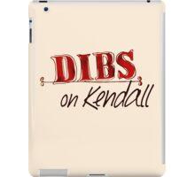 Dibs! On Kendall iPad Case/Skin