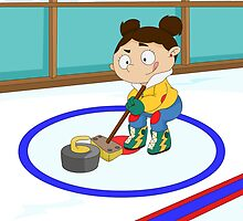 Winter Sports: Curling by alapapaju