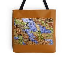 'Countries and Currents' Tote Bag