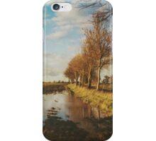 Across the Fields iPhone Case/Skin