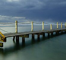 Bridge to Nowhere by jagphoto