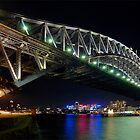 Sydney Harbour Bridge by Evan Schoo