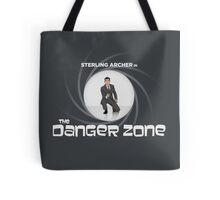 Double-O Danger Zone! Tote Bag