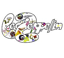 Led Zeppelin  by UFOGIRL