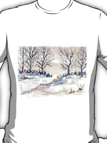 The joy of snow T-Shirt