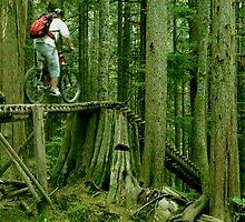 MTbike Canada by Cliff Vestergaard