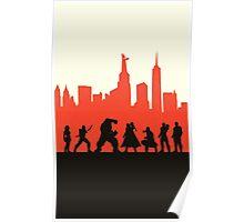 City Defenders Poster
