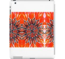 Mandala : Orange Vibrancy iPad Case/Skin